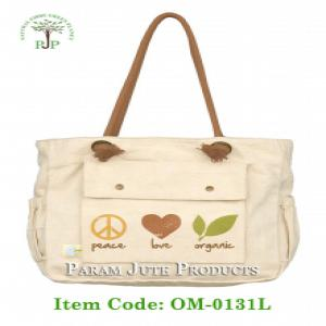 Fashion Canvas Bags manufacturer