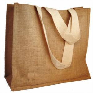 Cheap jute shopping bags