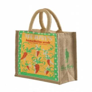 Printed lunch bags
