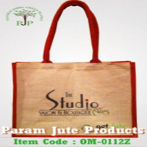 Manufacturer of Promotional Yute Bags from Kolkata