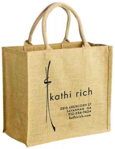 Best quality jute shopper
