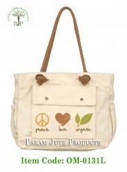 Fashion Canvas Bags manufacturer