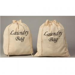 Cheap Cotton Laundry Bags