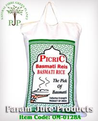 Cotton Rice Bags exporter