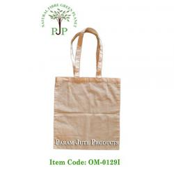 Cotton Shopping Bags with long self handle