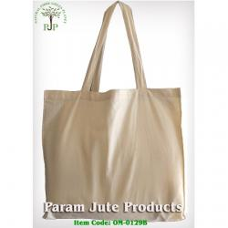 Plain Cotton Shopping Bags manufacturer