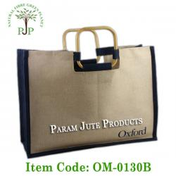 Jute cotton promotional bag manufacturer from Kolkata