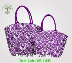 Ladies Jute Beach Bags manufacturer