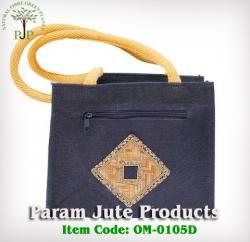 Long handle Jute Designer Bags supplier