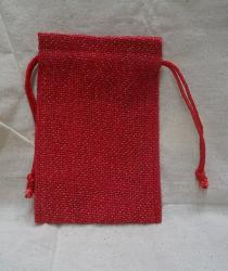 Jute Drawstring Bag supplier from India