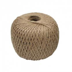 Natural jute twine ropes