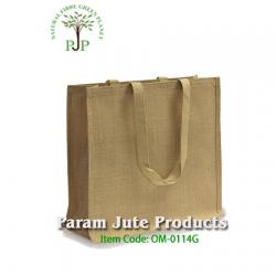 Personalised Jute Shopping Bags manufacturer