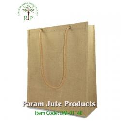 Reusable Jute Shopping Bags manufacturer