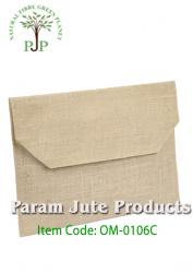 Customised Jute File Folders supplier